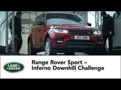 Watch the Range Rover Sport Extreme Terrain Challenge At Alpine Ski Mountains – Yippee Feed