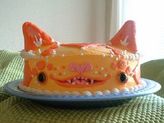 professor cakeface meowmers by Alicia Policia aka The Small Cat Club, via Flickr
