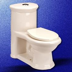 Child-size toilet (American Standard 2315.228.020 Baby Devoro ...