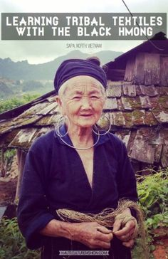 Looking for more interesting Things to do in Sapa, Vietnam?? Why not try a workshop with the local Hmong and Dao Hill Tribes.