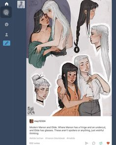 LOOKING FOR MALIDE TAGS ON TUMBLR AND SEEING THIS go give the lovely tumblr artist May a follow! • I really wish they were more Malide artists out there. If I can ever get some drawing talent together, I'll become one.