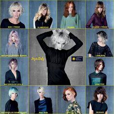 A cada mujer su estilo.   Siempre en Salones Compagnia della Bellezza http://bit.ly/SalonesCDB   #CompagniadellaBellezzaEspaña