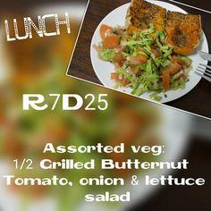 28 Dae Dieet | VEGGIES | Dag 25