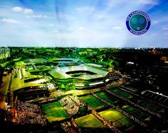 Wimbledon...... I WANT TO GO THERE SOOO BAD. IF YOU LOVE ME..TAKE ME THERE.