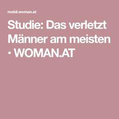 Studie: Das verletzt Männer am meisten • WOMAN.AT
