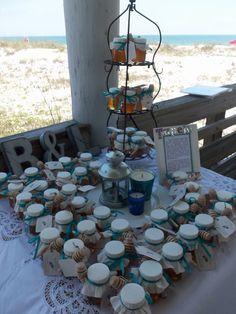 Tupelo honey wedding favors. Clare wedding. May 9th 2015.