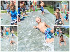 How to throw a Sprinkler Party!