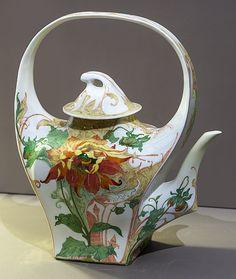 Rozenburg Eggshell Porcelain