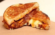 Best grilled cheese in the U.S. - Graham Elliot Bowles's master creation.