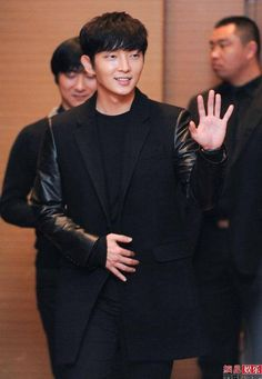 "Lee Joon Gi - ""Together"" Fan Meeting, Press Conference, Beijing, China 12/26/14"