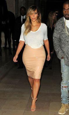 Kim Kardashian neutralstyle