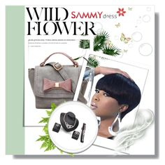 """willd flower2"" by mirka31 ❤ liked on Polyvore featuring vintage"