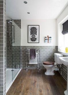 Интерьер ванной от Interior Therapy
