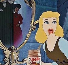 Caught in the act. 17 Disney Nutella Memes Guaranteed To Make You Laugh Out Loud Disney Cartoons, Humour Disney, Funny Disney Memes, Disney Jokes, Cartoon Memes, Funny Memes, Hilarious, Funny Quotes, Spongebob Memes