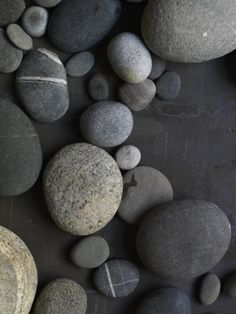 Stones and Pebbles