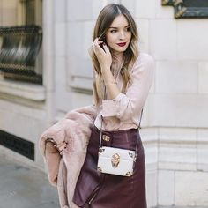 SL's favourite #Colour combination: #Plum & #Blush. We've picked a selection of the most romantic hues the high-street has to offer. #DreamOutfit #OOTD #Luxe #WWTD #FBlogger