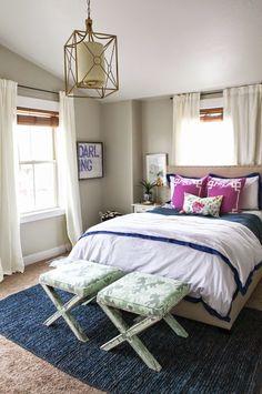 A Master Bedroom Refresh