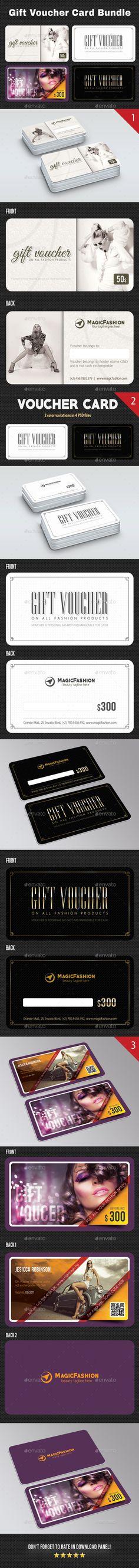Business Gift Card Voucher Fonts-logos-icons Pinterest Print - payment voucher template
