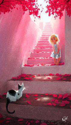 The Art Of Animation, Meg Park