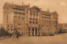 Pays Basque 1900: L'hôtel du Miramar à Biarritz