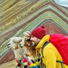 Montaña de 7 colores Cusco National Geographic, Main Attraction, Camel, Tours, City, Animals, Small Backpack, Comfy Clothes, Beautiful Landscapes