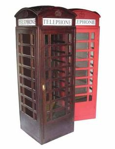 londons calling telephone booth
