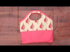 3f4fc57951f4 Handmade bag ll Market bag ll Shopping bag ll lunch bag ll tiffin bag   ShreeBhagwati - YouTube