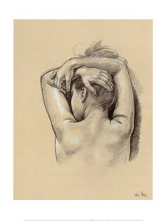 Francine Van Hove Study for the Nose in the Pillow Art Print Body Drawing, Life Drawing, Drawing Sketches, Pencil Drawings, Art Drawings, Figure Sketching, Figure Drawing, Framing Canvas Art, Sad Art