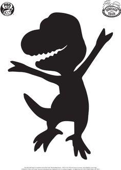 Dinosaur Train Pumpkin Carving Template . Happy Halloween! . PBS Parents | PBS