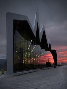 Riverside Museum in Glasgow, Scotland http://www.crystalglass.ca/ https://www.facebook.com/crystalglassltd https://twitter.com/CrystalGlassLTD https://www.youtube.com/user/crystalglassltd
