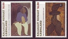 stamps Greenland