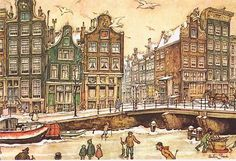 Anton pieck Graphics and Animated Gifs. Anton pieck
