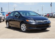 Used 2012 #Honda Civic LX (A5) in Fort Smith, AR Area - Harry Robinson Buick GMC