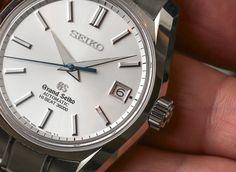 Grand Seiko Limited Edition SBGH037, SBGH039, SBGA125, and SBGA127 Watches…