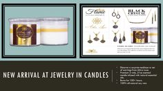 A luxurious blend of the most fragrant flowers. Unlock the unique combination of freesia, jasmine and lily of the valley balanced with fruity base notes of honeysuckle, plum and raspberry. A candle fragrance so enticing, you won't want to blow it out.   Includes a surprise necklace or set of earrings from Athra Luxe. Premium 2 wick, 21oz soy wax candle.  Buy Here: https://www.jewelryincandles.com/store/luxe_candles_by_carey/p/351/fiore-di-oro-flowers-of-gold/