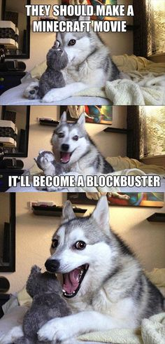 funny dog one liner jokes pictures