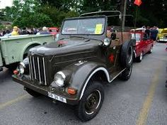 1971 Gaz 69 #ARO M461 Engine Rebuild, Antique Cars, Engineering, Beautiful, Vintage Cars, Technology