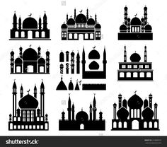 Find Islamic Buildings Silhouettes stock images in HD and millions of other royalty-free stock photos, illustrations and vectors in the Shutterstock collection. Aladdin Arabian Nights, Arabian Nights Prom, Arabian Nights Theme, Eid Crafts, Ramadan Crafts, Eid Moubarak, Jasmin Party, Aladdin Party, Aladdin Musical