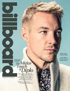 Billboard Cover: Diplo on His Katy Perry Connection, Madonna Collaboration and 8-Figure Lifestyle