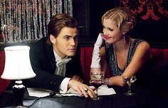 Stefan & Rebekah..Love the 20's