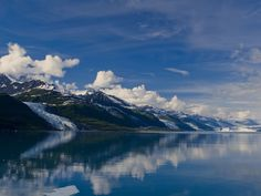 The 16 glaciers in Alaska's College Fjord are proof that the glaciers of the Gulf are just as spectacular as those in Glacier Bay.