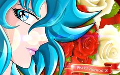 Pisces Aphrodite  by ~sammy8a