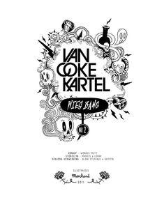 Van Coke Kartel - Wies Bang - Comic on Behance Latest Albums, Coke, Bangs, Art Pieces, Comics, Tattoo Ideas, Behance, Fringes, Coca Cola