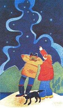 Rie Munoz - Looking for Halley's Comet