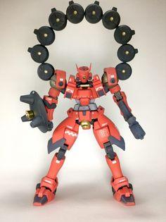 メリクリウス アピールショット3 Gundam Wing, Custom Gundam, Gundam Model, Model Kits, Mobile Suit, Kamen Rider, Robots, Japanese, Cool Stuff