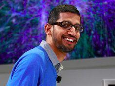 Google : une petite fille de 7 ans postule, le PDG lui répond en personne - Phonandroid