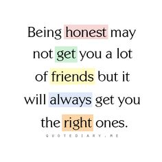 i would rather have a few real friends than hundreds of fake ones.