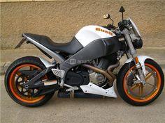 Nueva Moto BUELL Lightning XB 12Scg 2012