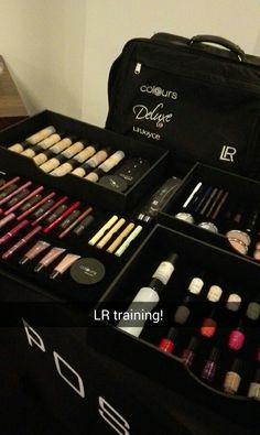 LR training!