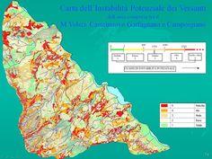 Carte GeoMorfologiche e Analisi di Stabilità dei Versanti in 2 sotto-bacini del Fiume Serchio, Sillico, 2000 - Alberto Antinori, Mario Giannoni, David Pellegrini